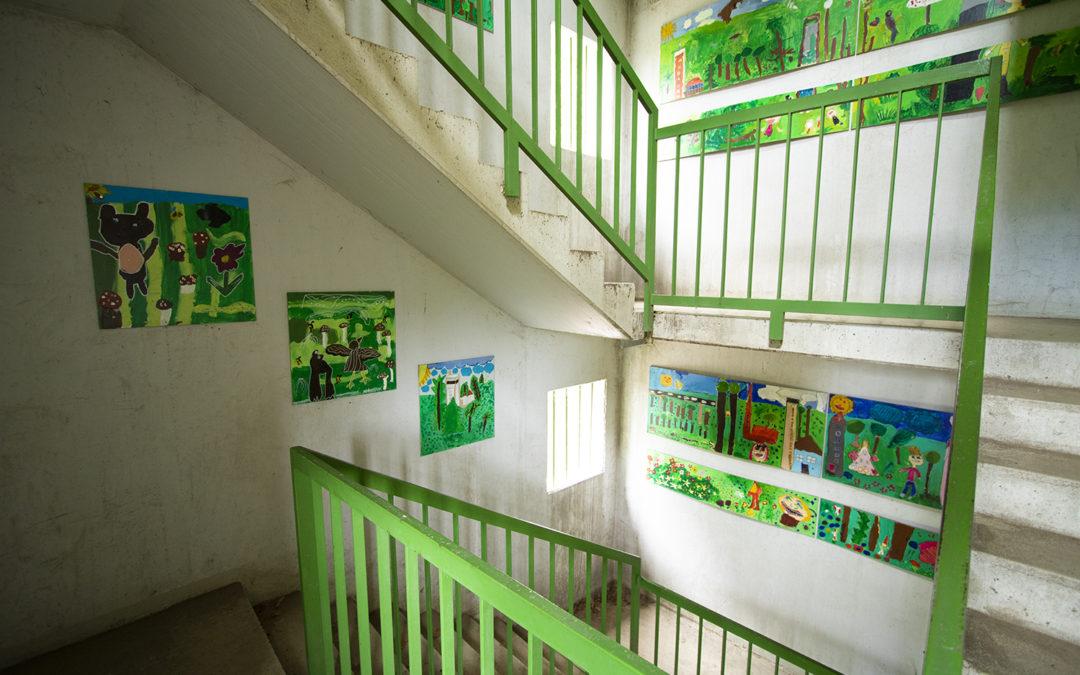 Bildergalerie im Uhlbergturm