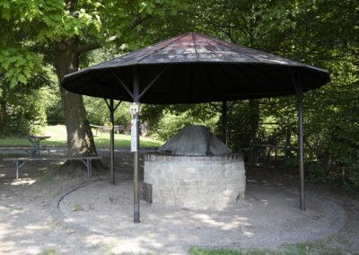 Grillplatz am Uhlbergturm