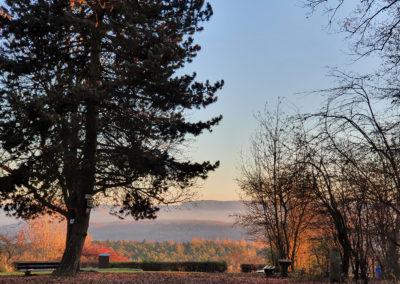 Uhlbergturm Herbst 03