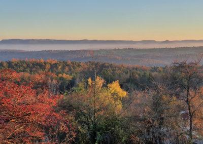 Uhlbergturm Herbst 05