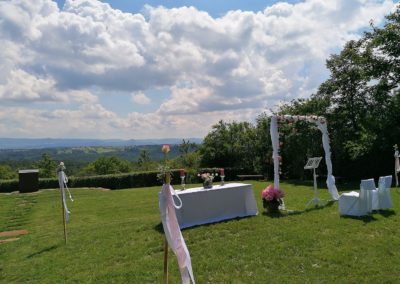 Uhlbergturm Hochzeit 04