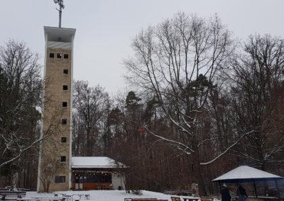 Uhlbergturm Winter 03
